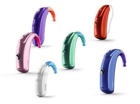Hoorapparaten in verschillende modellen